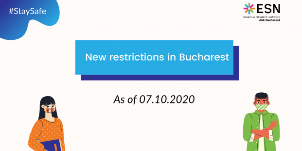 new restrictions in Bucharest